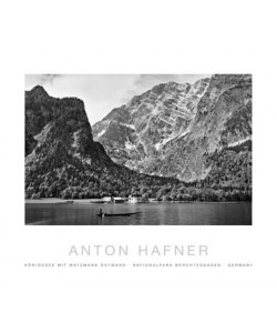 Anton Hafner, Fischerboot am Königssee