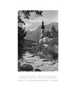 Anton Hafner, Ramsau mit Reiteralpe