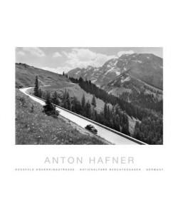 Anton Hafner, Rossfeld Panoramastrasse