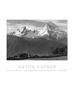 Anton Hafner, Watzmann