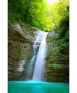 Anatoly Tiplyashin, waterfall