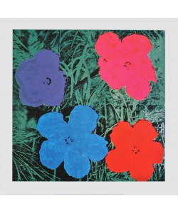 Andy Warhol, Flowers II