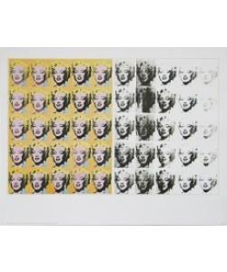 Andy Warhol, Marilyn Monroe (vielfach)