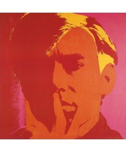 Andy Warhol, Self-Portrait, 1966