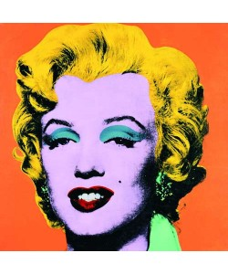 Andy Warhol, Shot Orange Marylin