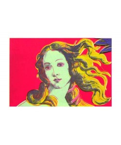 Andy Warhol, Venus red