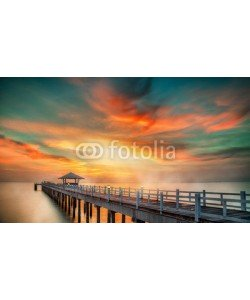anekoho, Wooded bridge