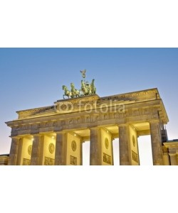 Anibal Trejo, The Brandenburger Tor at Berlin, Germany