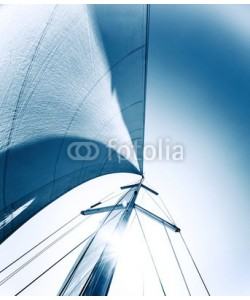 Anna Omelchenko, Sail background