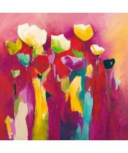 Anne L. Strunk, Townflowers I