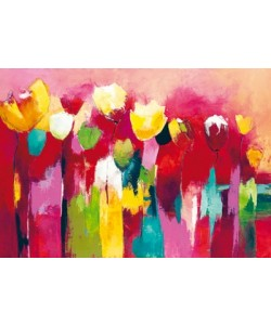 Anne L. Strunk, Townflowers II