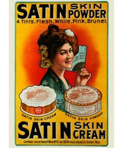Anonymous, Satin Skin Powder