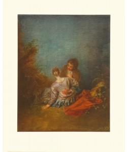 Antoine Watteau, Im Sommer
