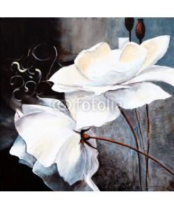 arsdigital, Weisse Blumen