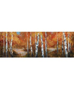 Art Fronckowiak, Autumn Birch