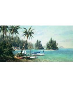 Art Fronckowiak, Island Cove