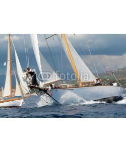 argironeta, vele d'epoca