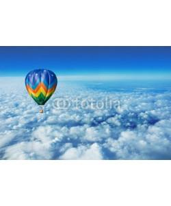 Arlo Magicman, hot air balloon