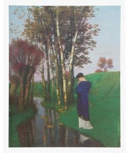 Arnold Böcklin, Herbstgedanken, 1886