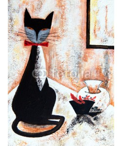 arsdigital, Chat noire