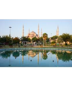 Artur Bogacki, Blue Mosque at Dawn
