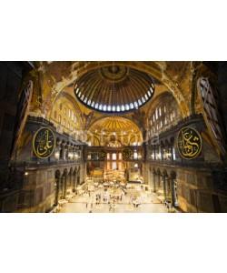 Acrylglasbild Artur Bogacki, Hagia Sophia Interior
