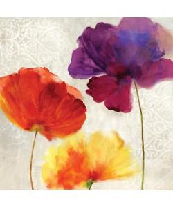 Asia Jensen, Lush Floral II