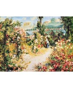 Pierre-Auguste Renoir, La Serre