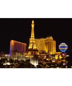 Aurélien Terrible, Vegas