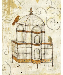 Avery Tillmon, Bird Cage I