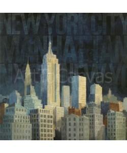 Avery Tillmon, Midnight in Midtown Words