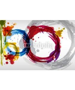 avarooa, colored blots background
