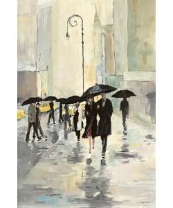 Avery Tillmon, City in the Rain
