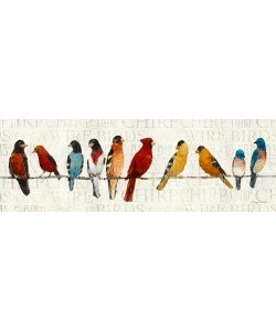 Avery Tillmon, The Usual Suspects - Birds on a Wire