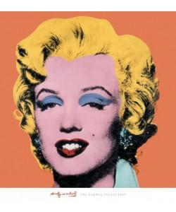 Andy Warhol, Shot - Orange Marilyn