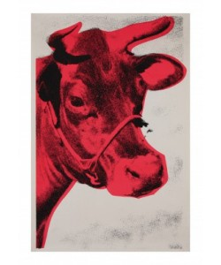 Andy Warhol, Cow 1976
