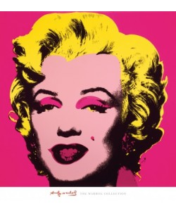 Andy Warhol, Marilyn Monroe, Hot Pink