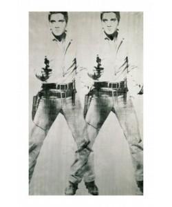 Andy Warhol, Elvis,1963 Double