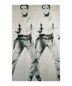 Andy Warhol, Elvis,1963 Double