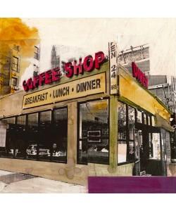 Ayline Olukman, Coffee Shop