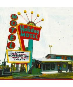Ayline Olukman, Holiday Motel - Miami Highway