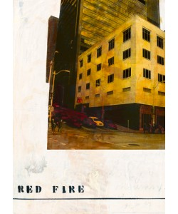 Ayline Olukman, Red Fire