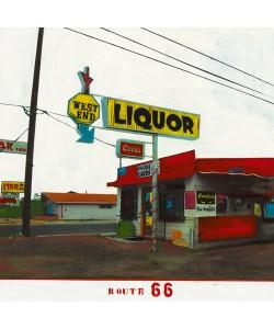 Ayline Olukman, Route 66 - West End Liquor