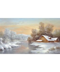 B. Smith, WINTER AT LAKE LADOGA
