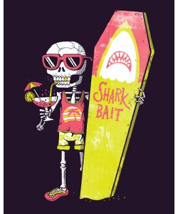 Michael Buxton, Shark Bait