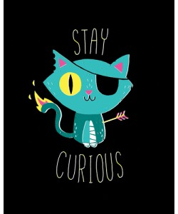 Michael Buxton, Stay Curious