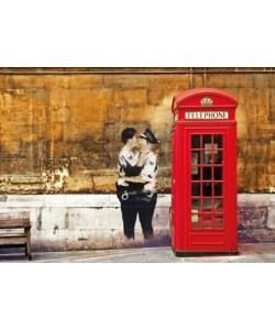 Edition Street Art, Red Telephone Box