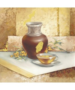 Babichev, STILL LIFE WITH TEA