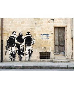 Edition Street Art, Shalom, Street Art Haifa