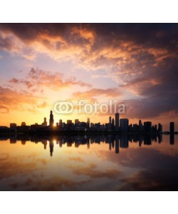 Beboy, Chicago skyline